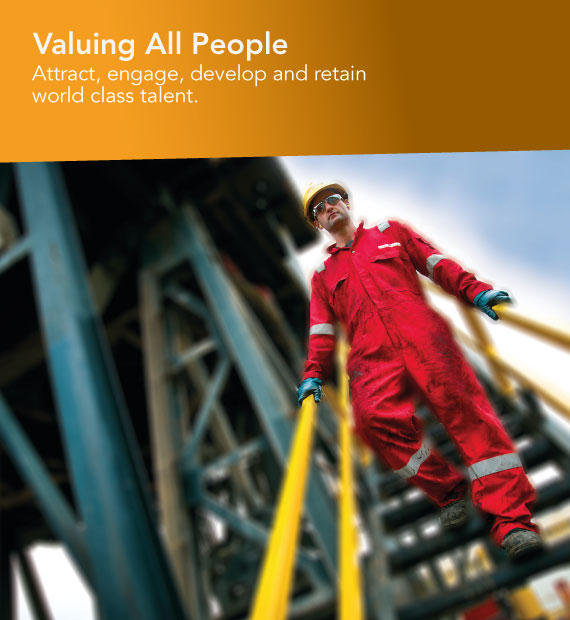 Valuing Our People